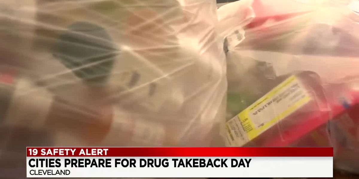 National Prescription Drug Take Back Day events set for Saturday in Northeast Ohio