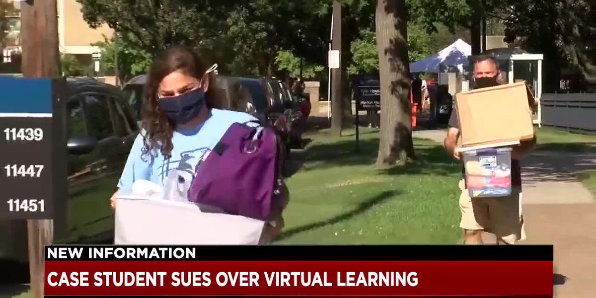 Case Western Reserve University student sues for tuition, fees refund after virtual learning semester