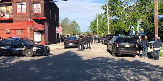 SWAT team responds to Cleveland's East Side after murder of 25-year-old man