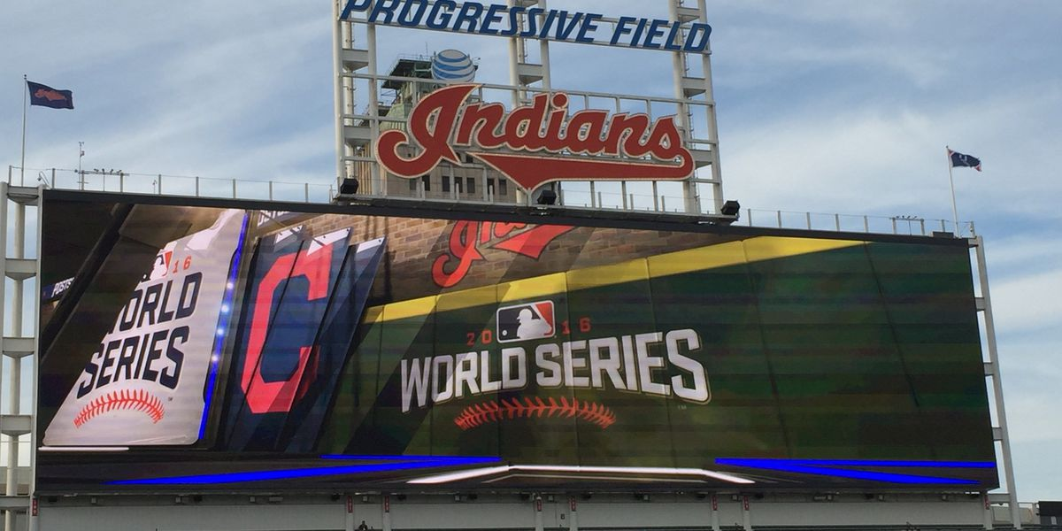 Cleveland Indians vs. Chicago Cubs: World Series Game 6