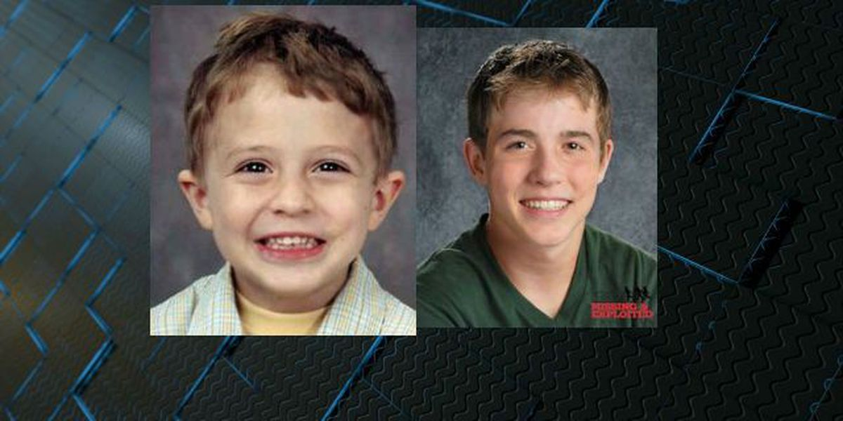 No contact for man accused of kidnapping son