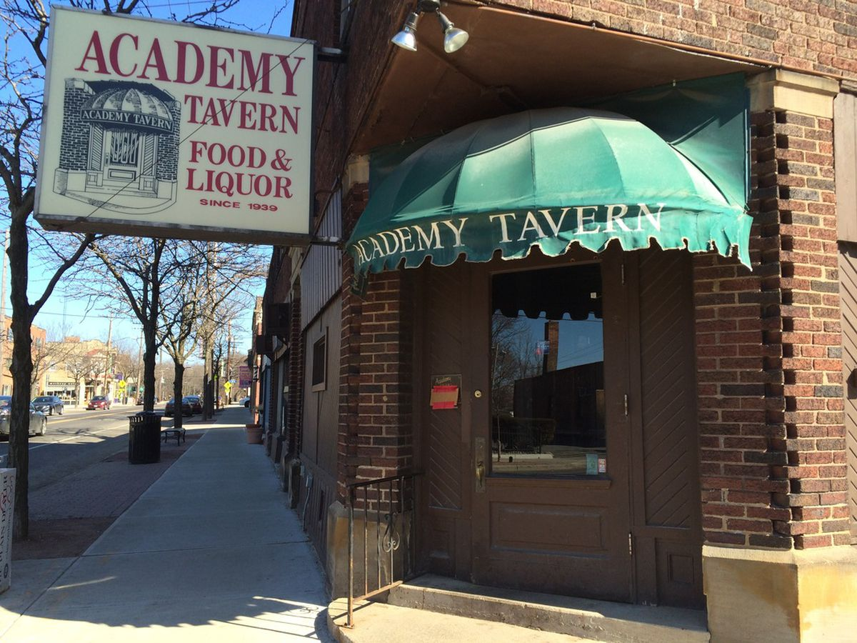 2 suspects in custody after fatal stabbing at Academy Tavern
