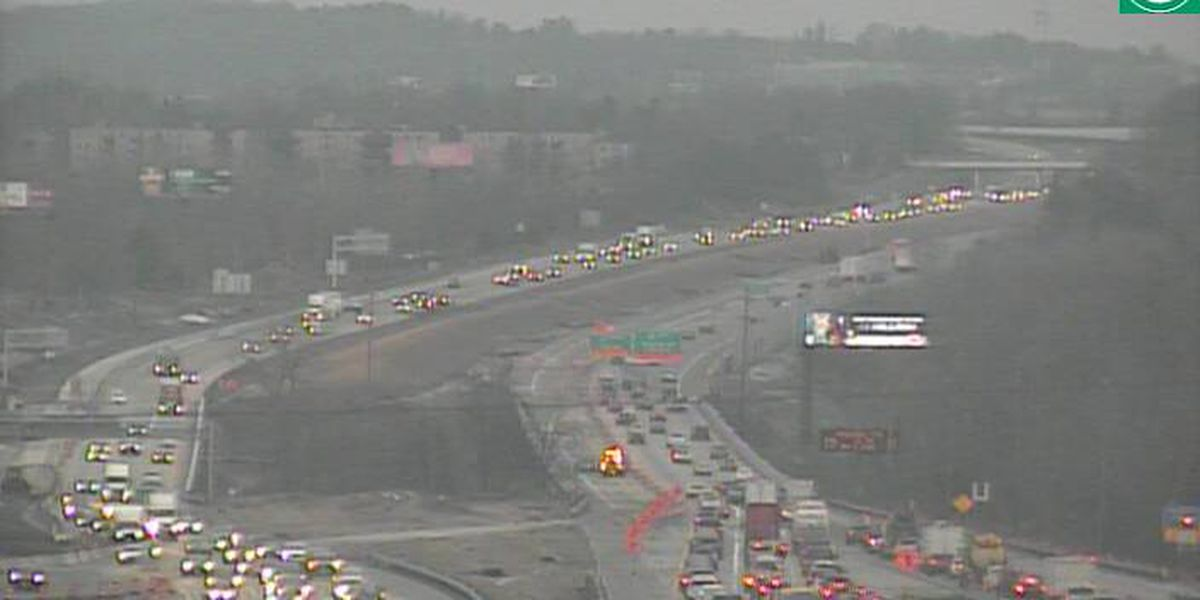 Live traffic updates: Weather a non-factor on your Thursday morning commute