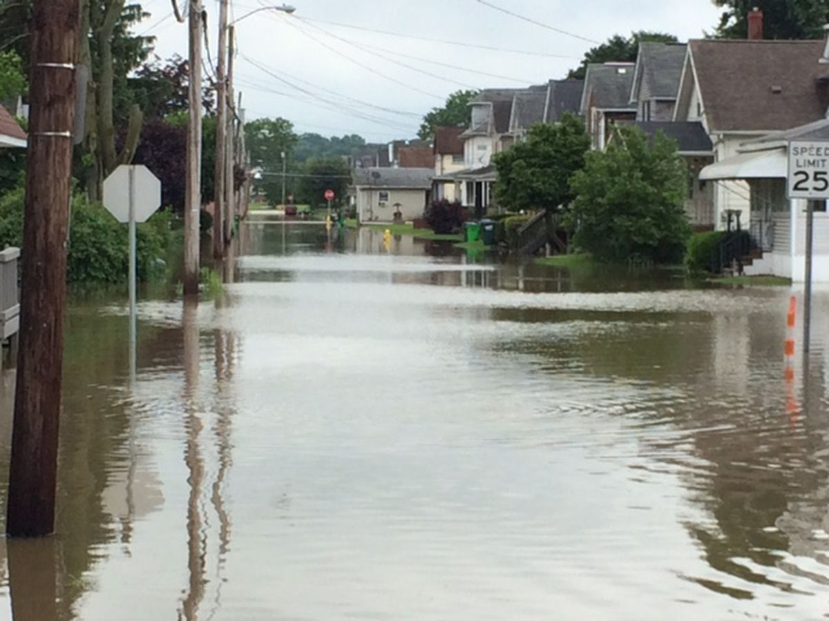 Barberton roads close, shelters open after heavy rains slam city