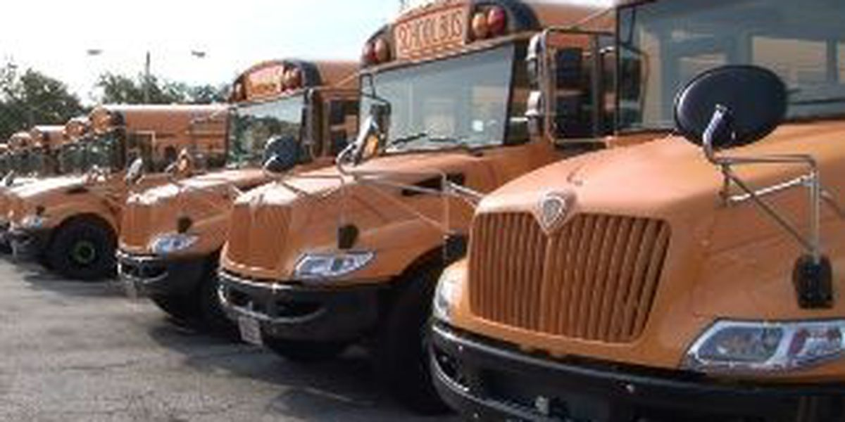 Cleveland School District adds propane buses