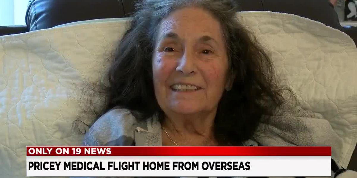Willoughby woman suffers severe stroke in Italy, resulting in $125,000 bill