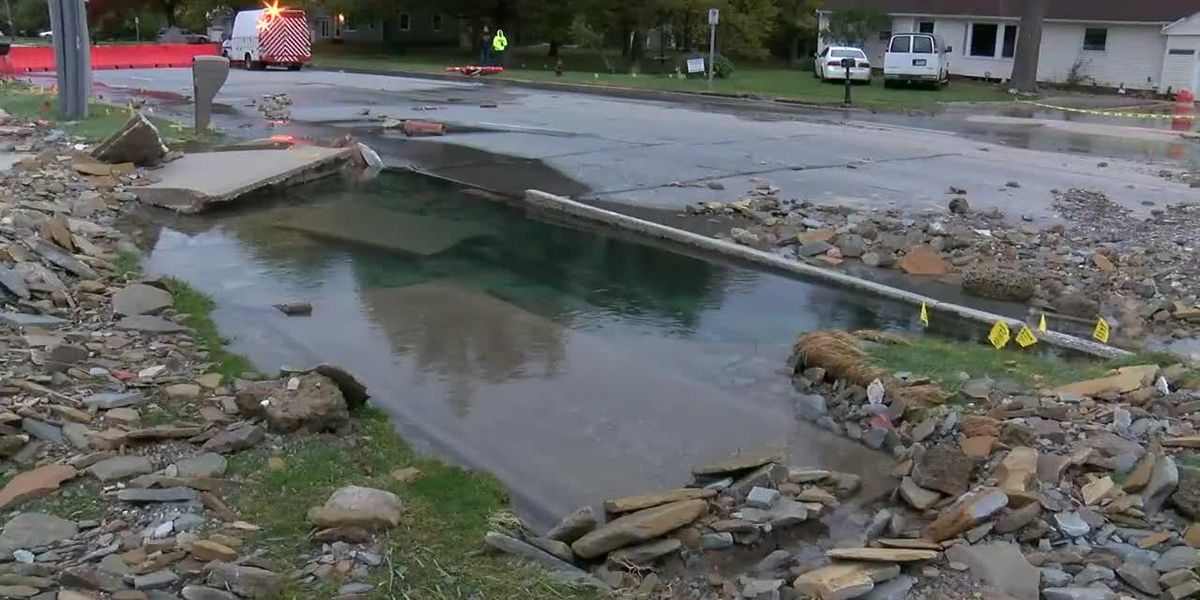 Boil advisory lifted following water main break in Richmond Heights