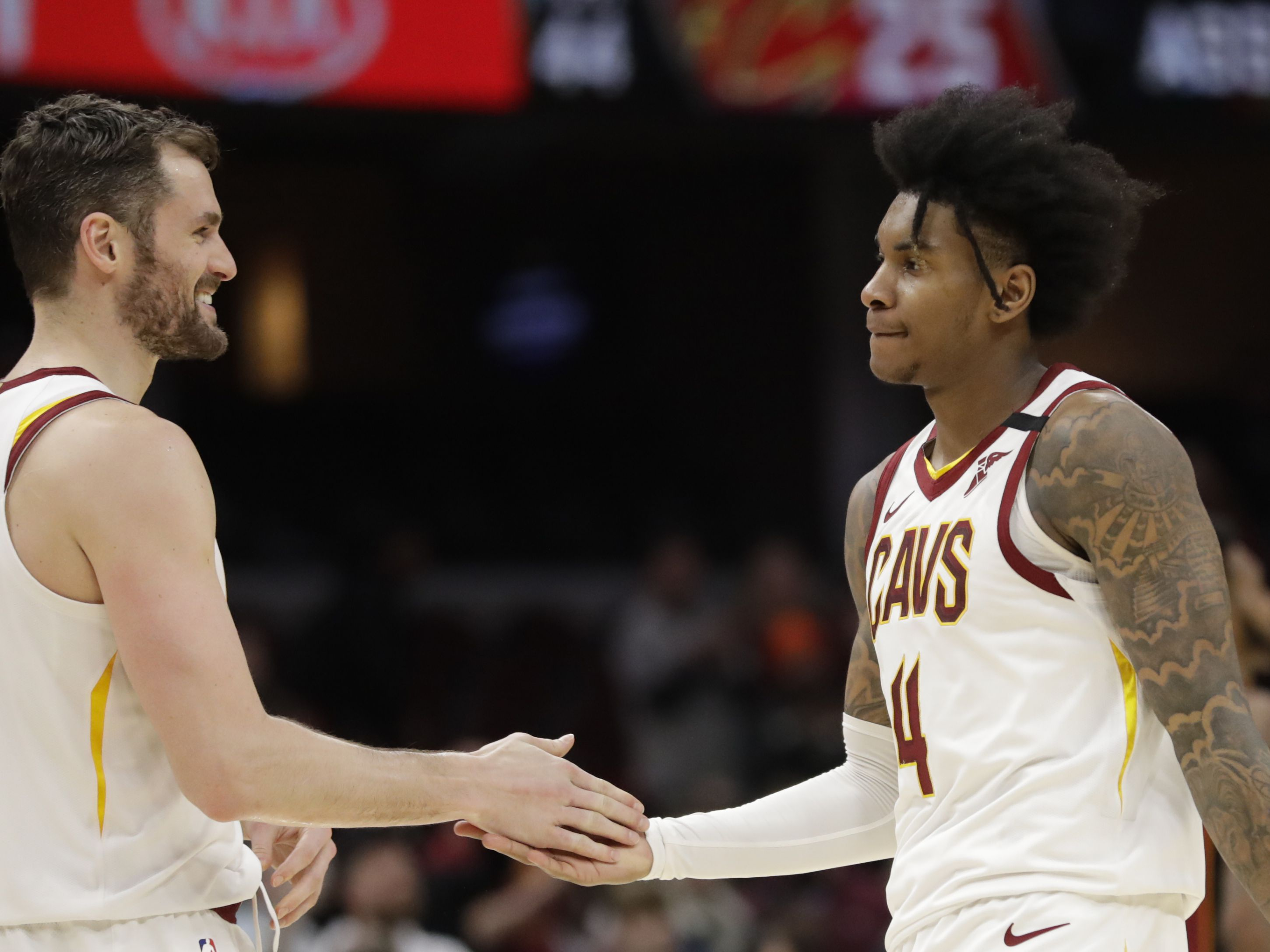 Porter leads Cavs to comeback win over Heat, 125-119 in OT