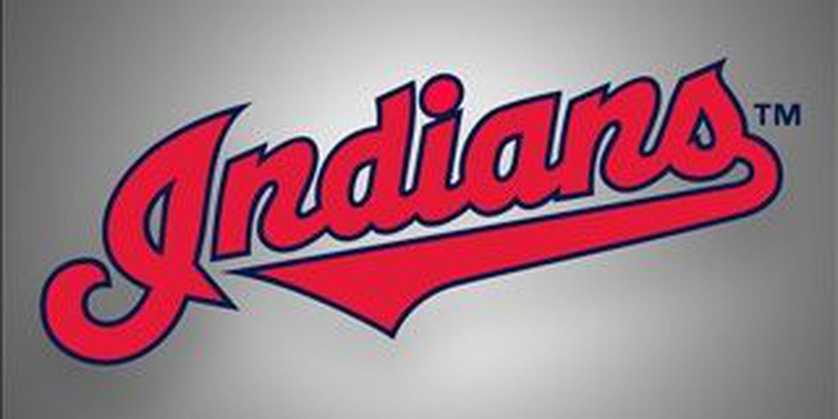 Indians win first game of double header 8-2