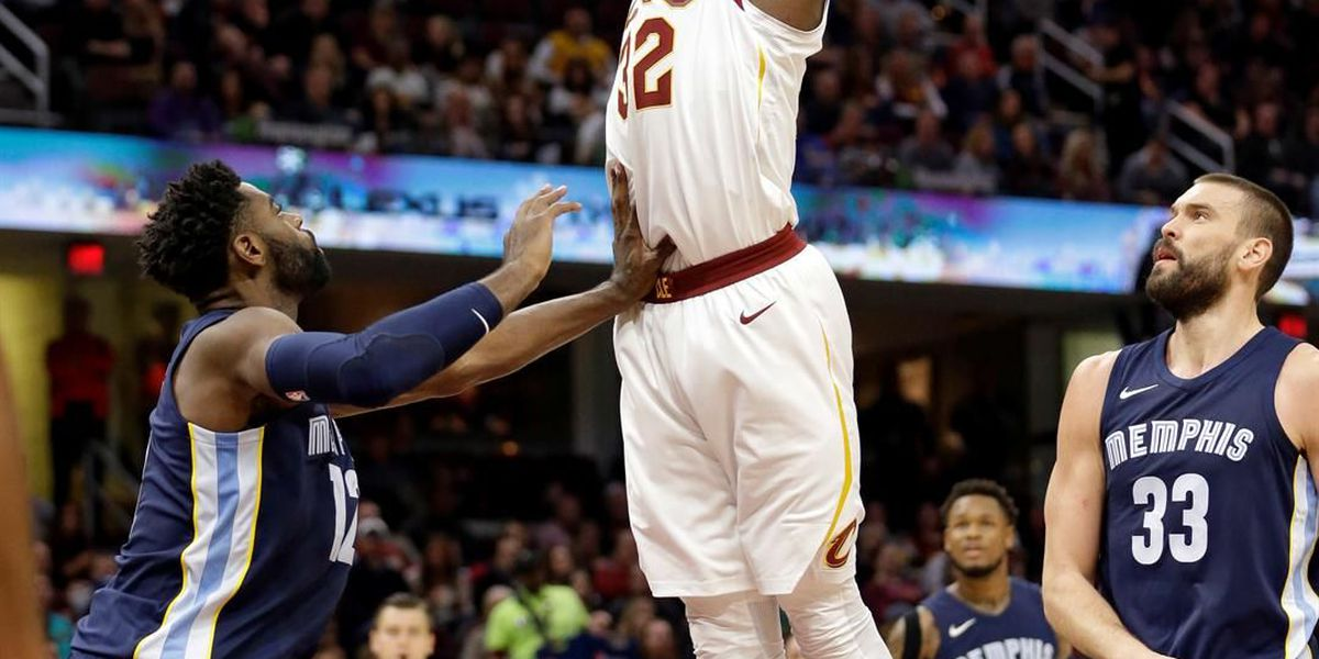 LeBron James takes over as Cleveland Cavaliers win 11th straight