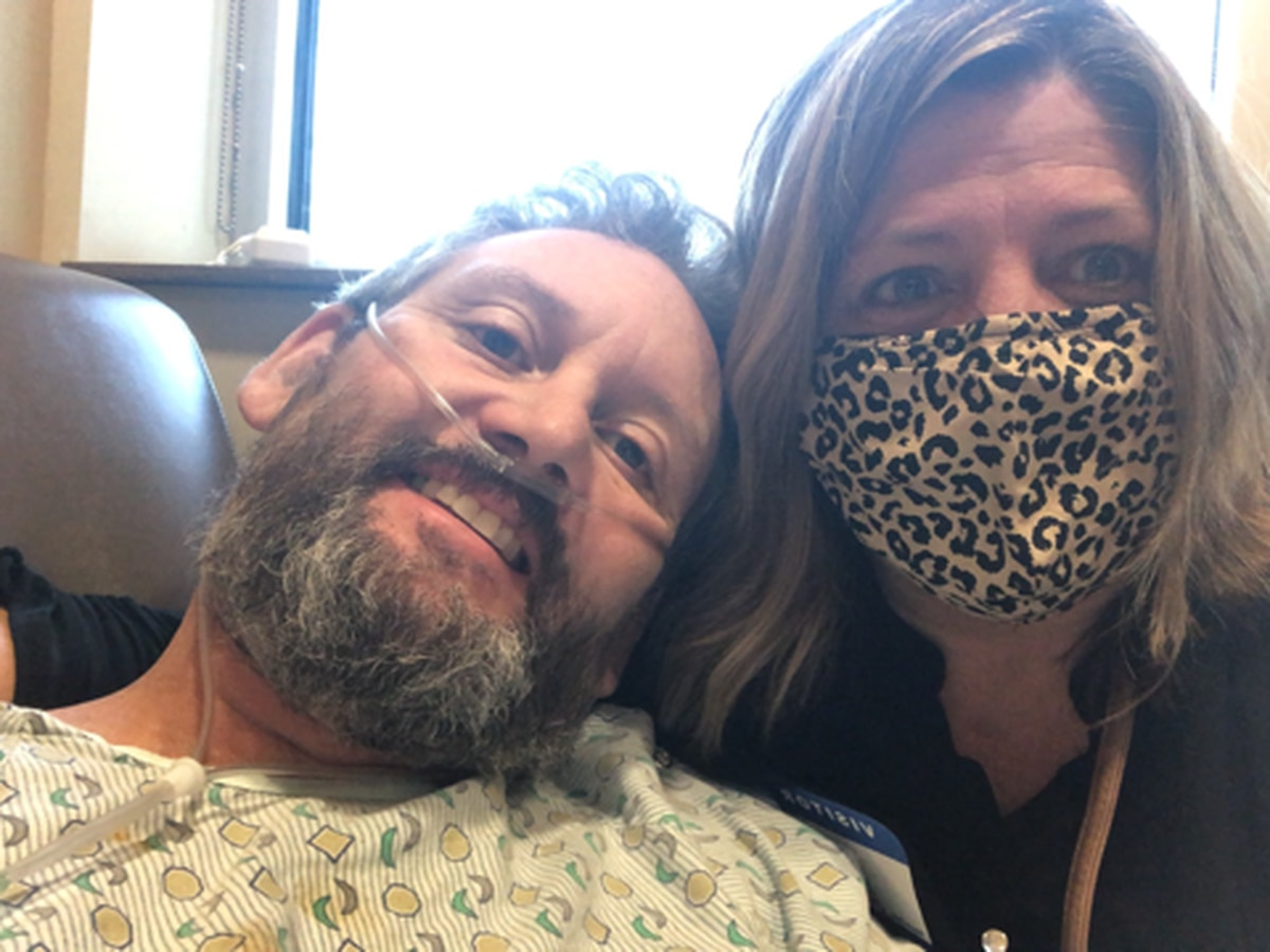 Summit County man wakes from coma, beats Covid-19 after being told he had 10% chance of surviving