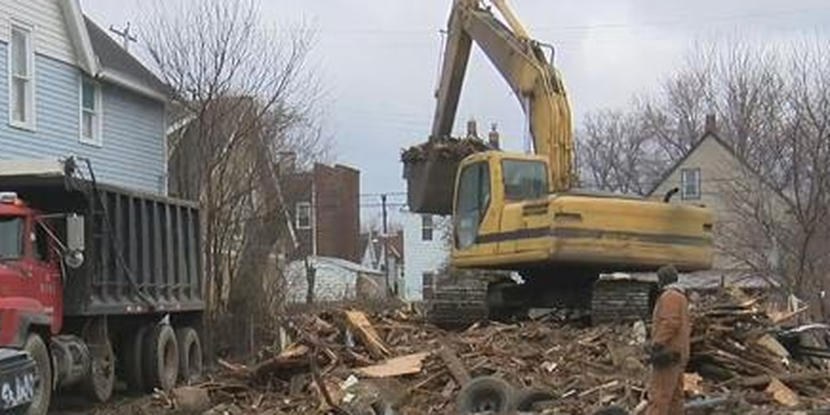 Cleveland adding 33 employees to help with the removal of condemned buildings