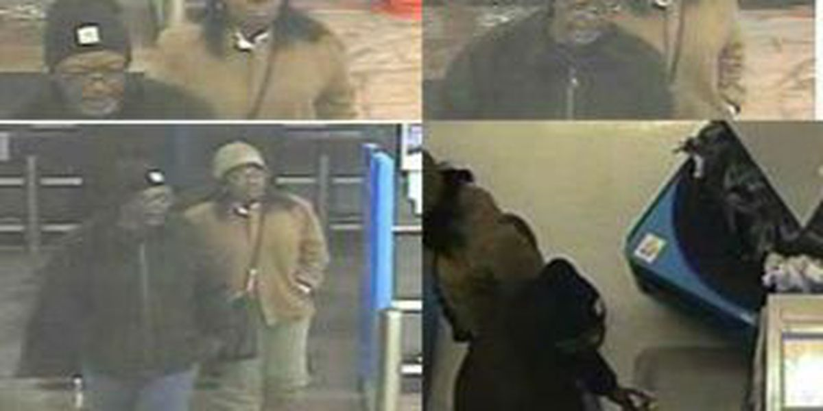 Mentor Police looking for suspects involved in Walmart theft