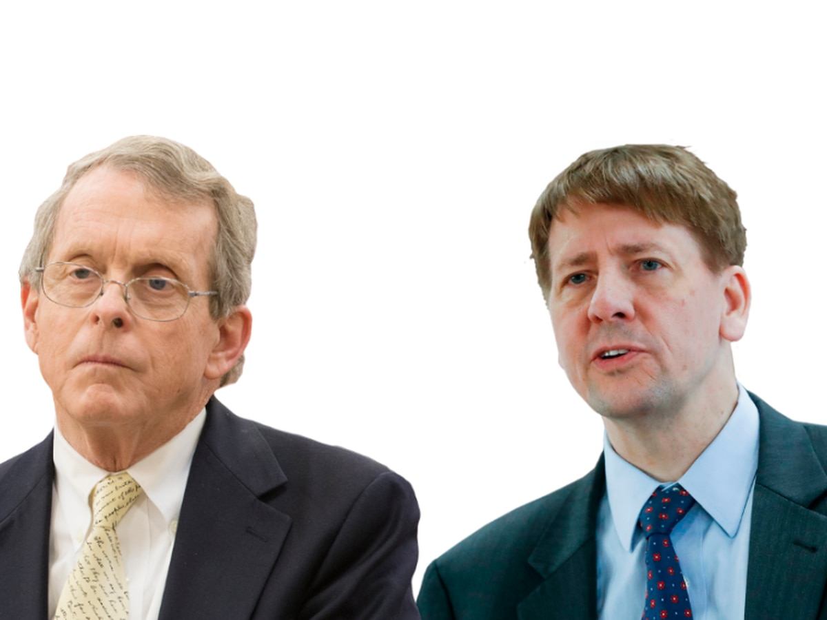 DeWine, Cordray go head-to-head in 1st gubernatorial debate