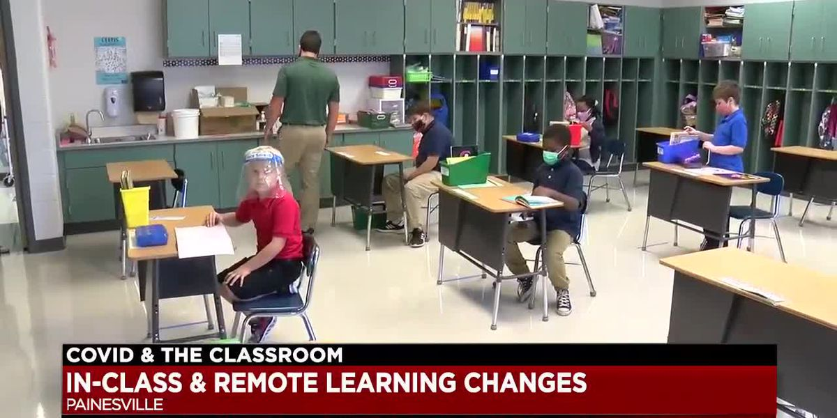 Painesville City Schools superintendent explains why he let students return to in-person learning