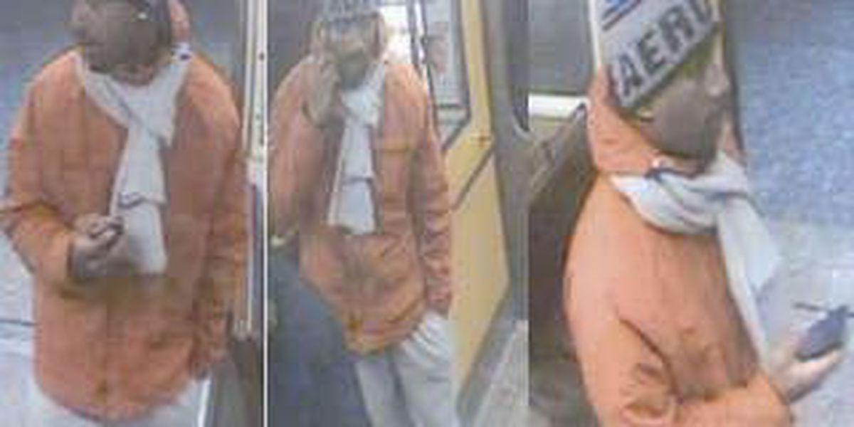 Police: RTA robber on the run