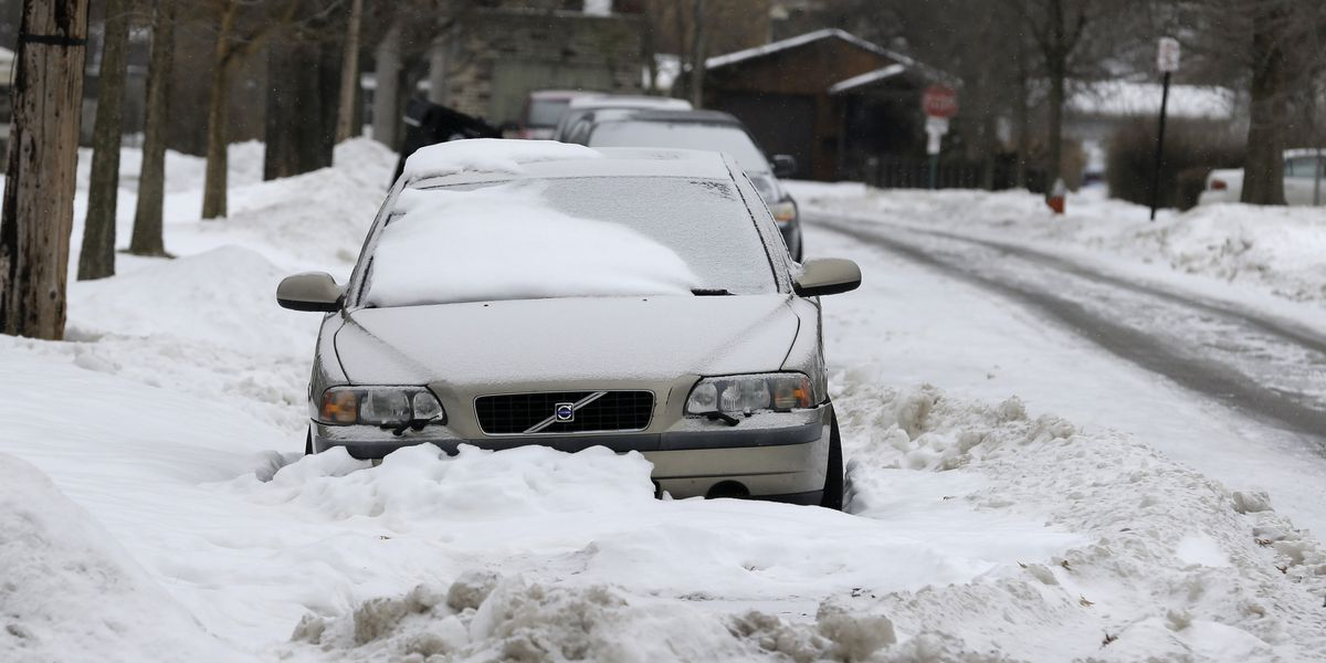 Cleveland's average first snowfall is less than 2 months away