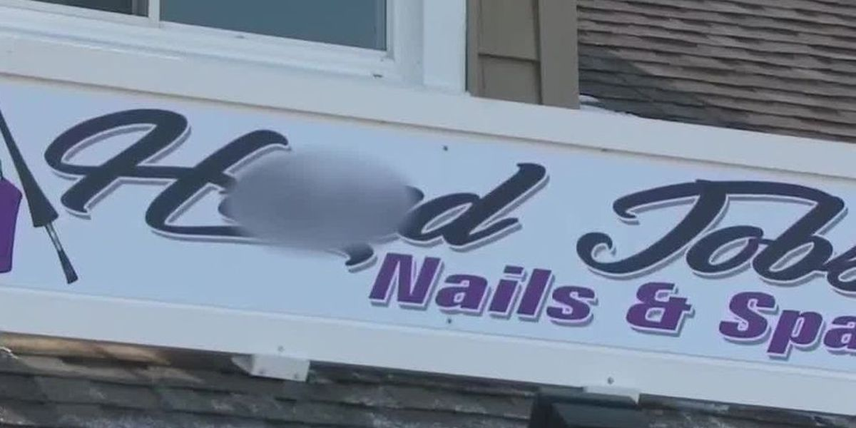 Township rules against local nail salon with controversial name
