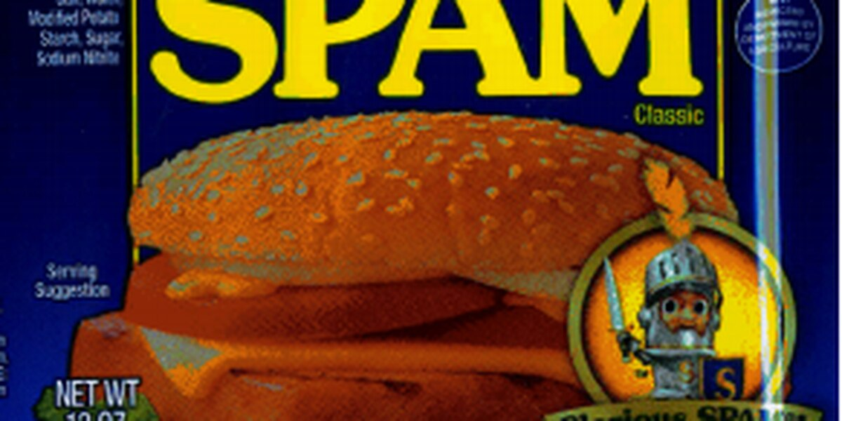 Recall alert issued for more than 228,000 pounds of Spam