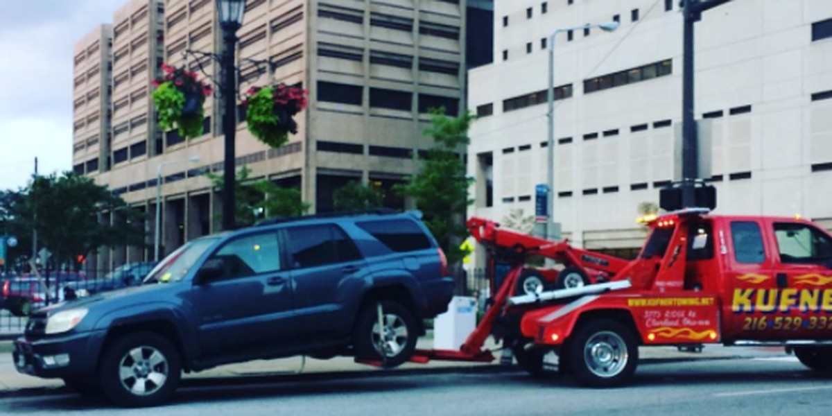 Don't get towed: City announces weekend parking bans for entertainment districts