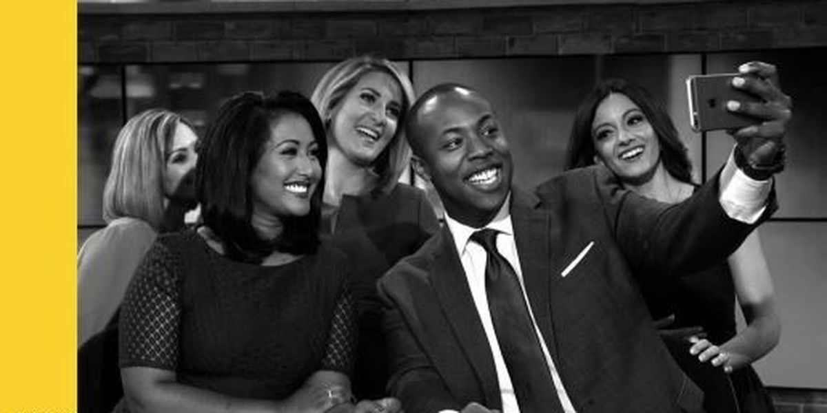 Former Cleveland News Anchors