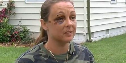 A Cleveland woman attacked on the way to pride event speaks out