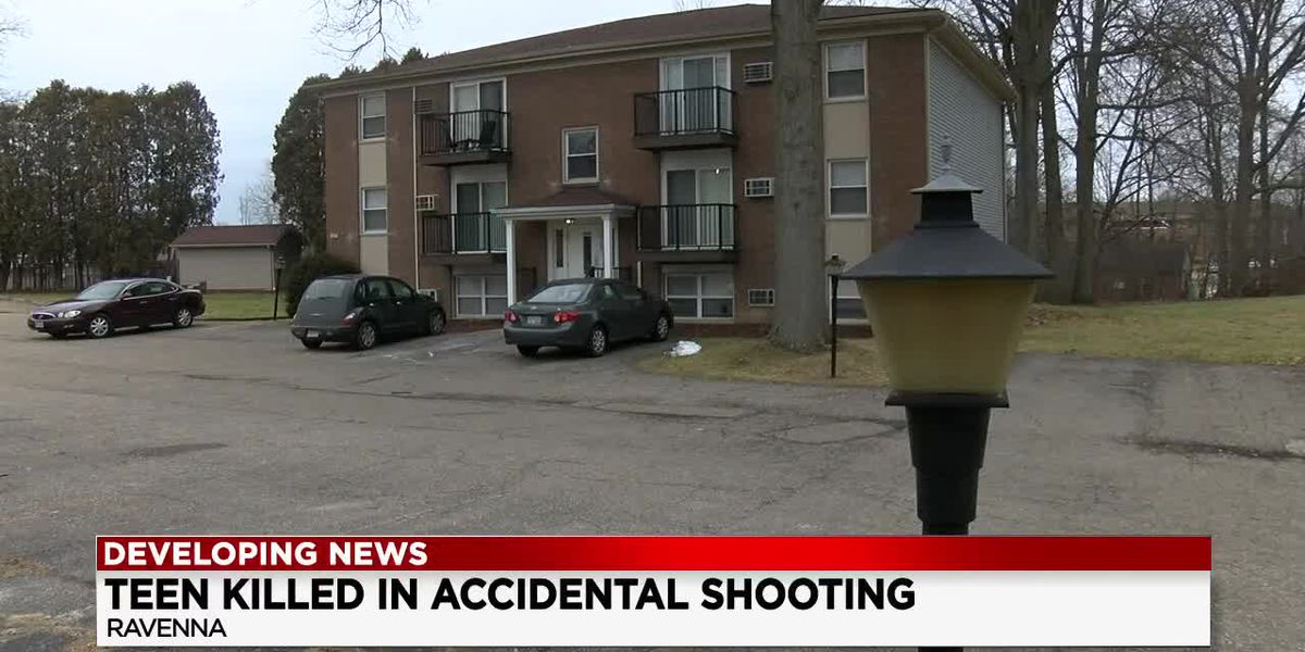 Shooting death of teen now ruled a homicide, Ravenna police say