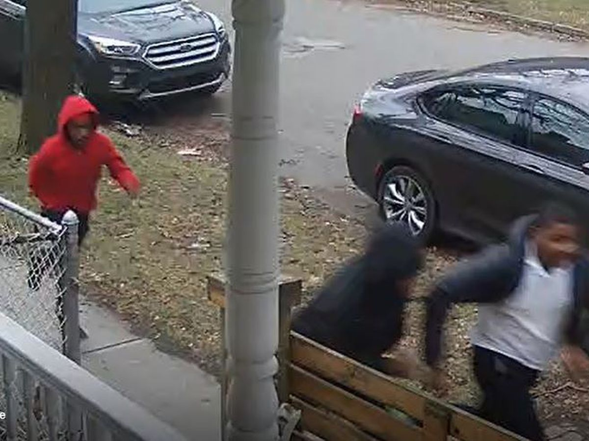 Cleveland police looking for 3 teens who robbed man after knocking him unconscious