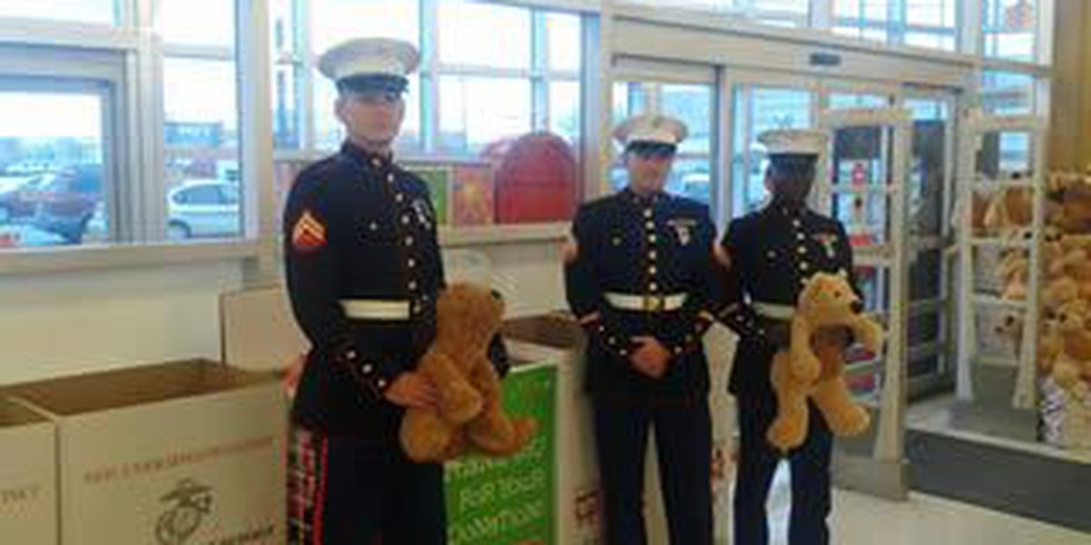 Toys for Tots kicks off 2013 campaign