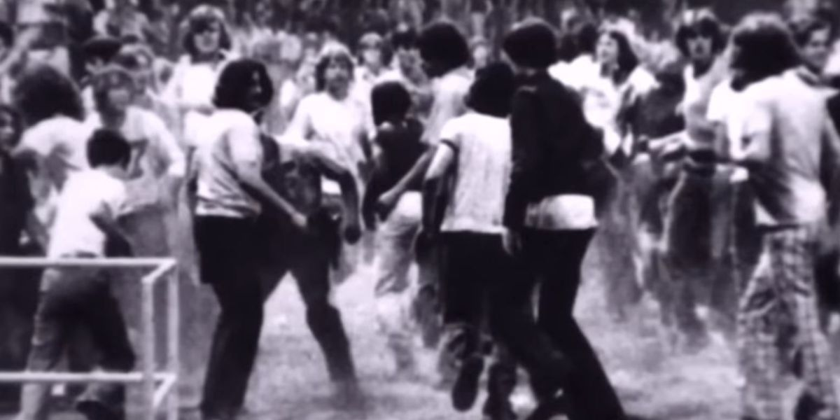 Today is the 45th anniversary of 10 cent beer night at Cleveland ...