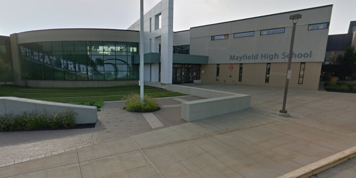 Mayfield High School student with knife in backpack removed from campus by police