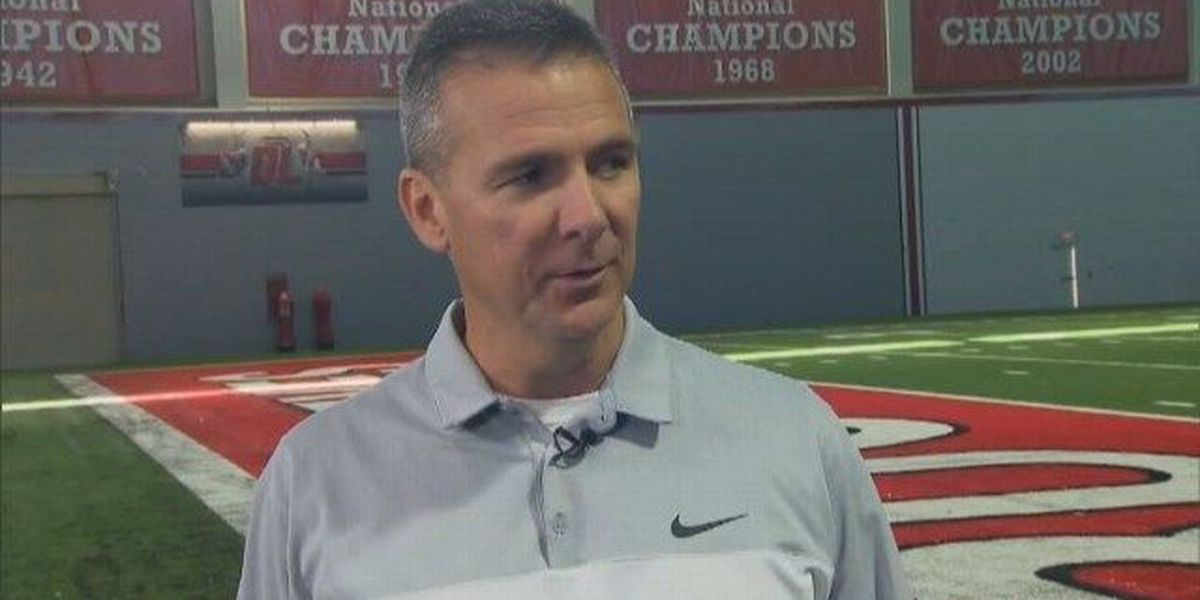 Meyer sticks to same script in return press conference