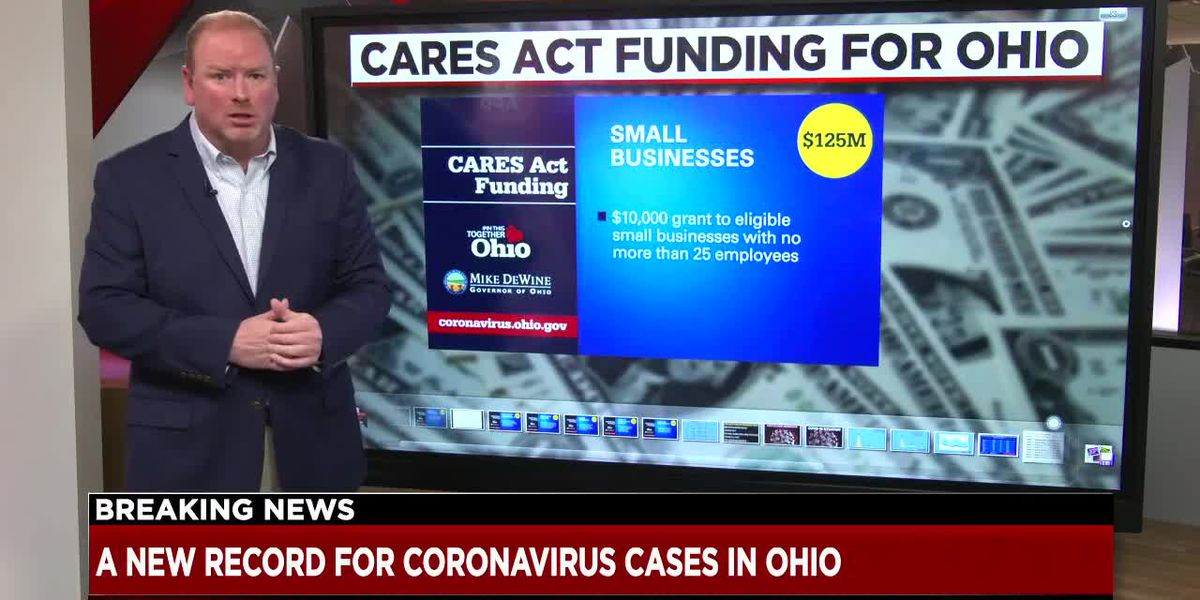 Here's how over $429 million in additional federal CARES Act funding will benefit Ohio