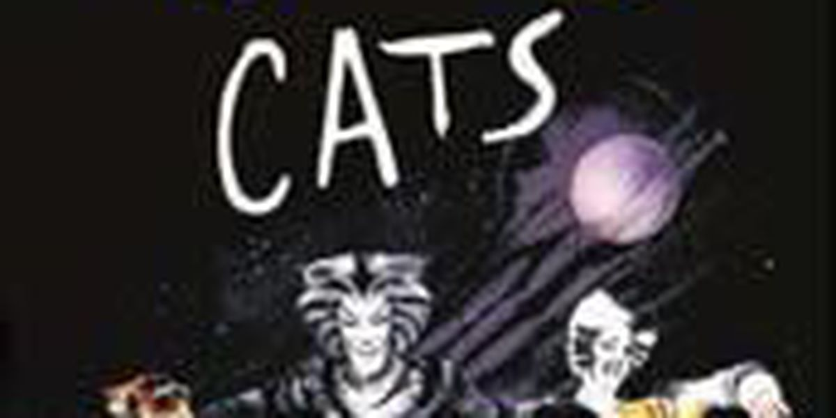 Win Four Pack of Tickets to Cats at Playhouse Square