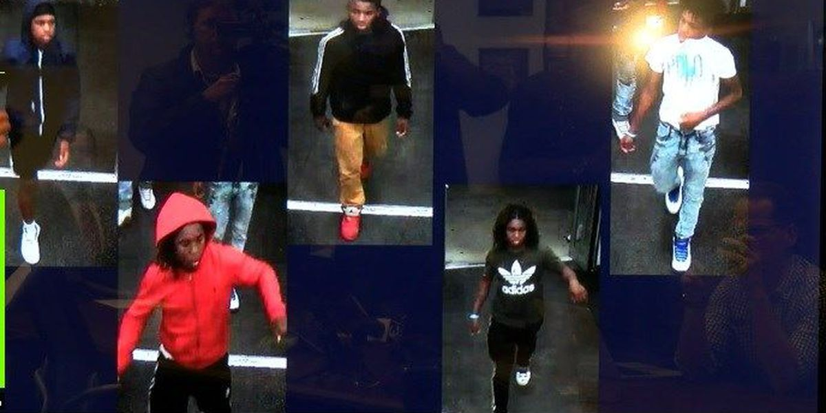 Police search for CVS robbery suspects who hit two stores more than 50 times (pics)