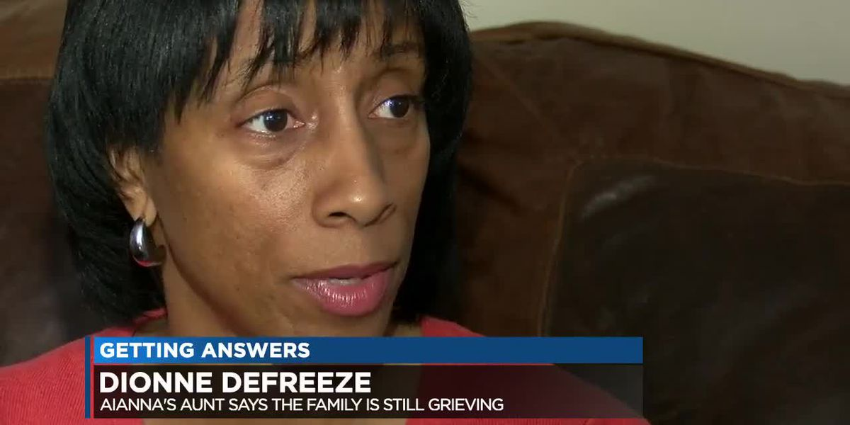 Alianna DeFreeze's aunt traumatized by house where girl was tortured