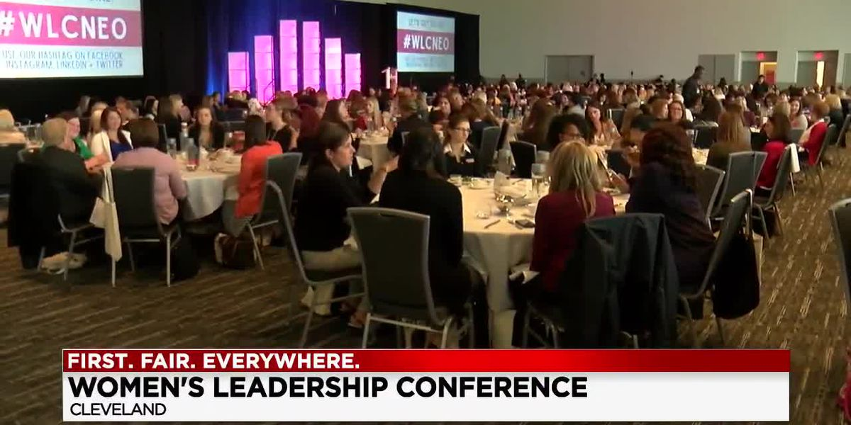 Women's Leadership Conference of Northeast Ohio helps over 700 ladies share, connect, and network
