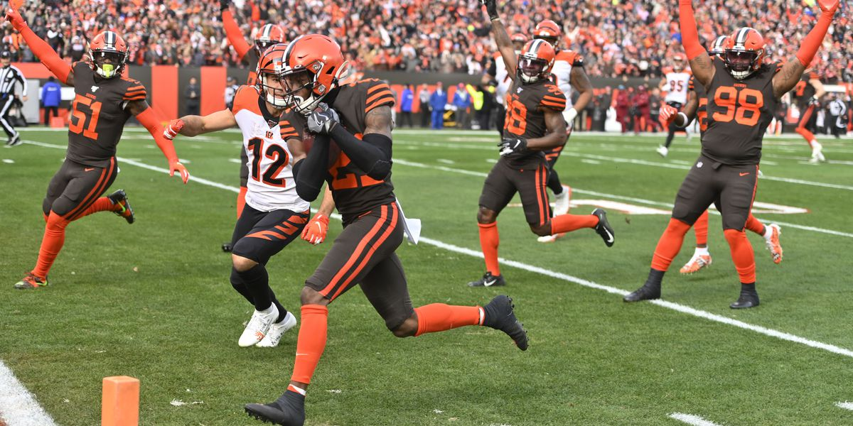 Browns defeat Bengals in Battle of Ohio at FirstEnergy Stadium