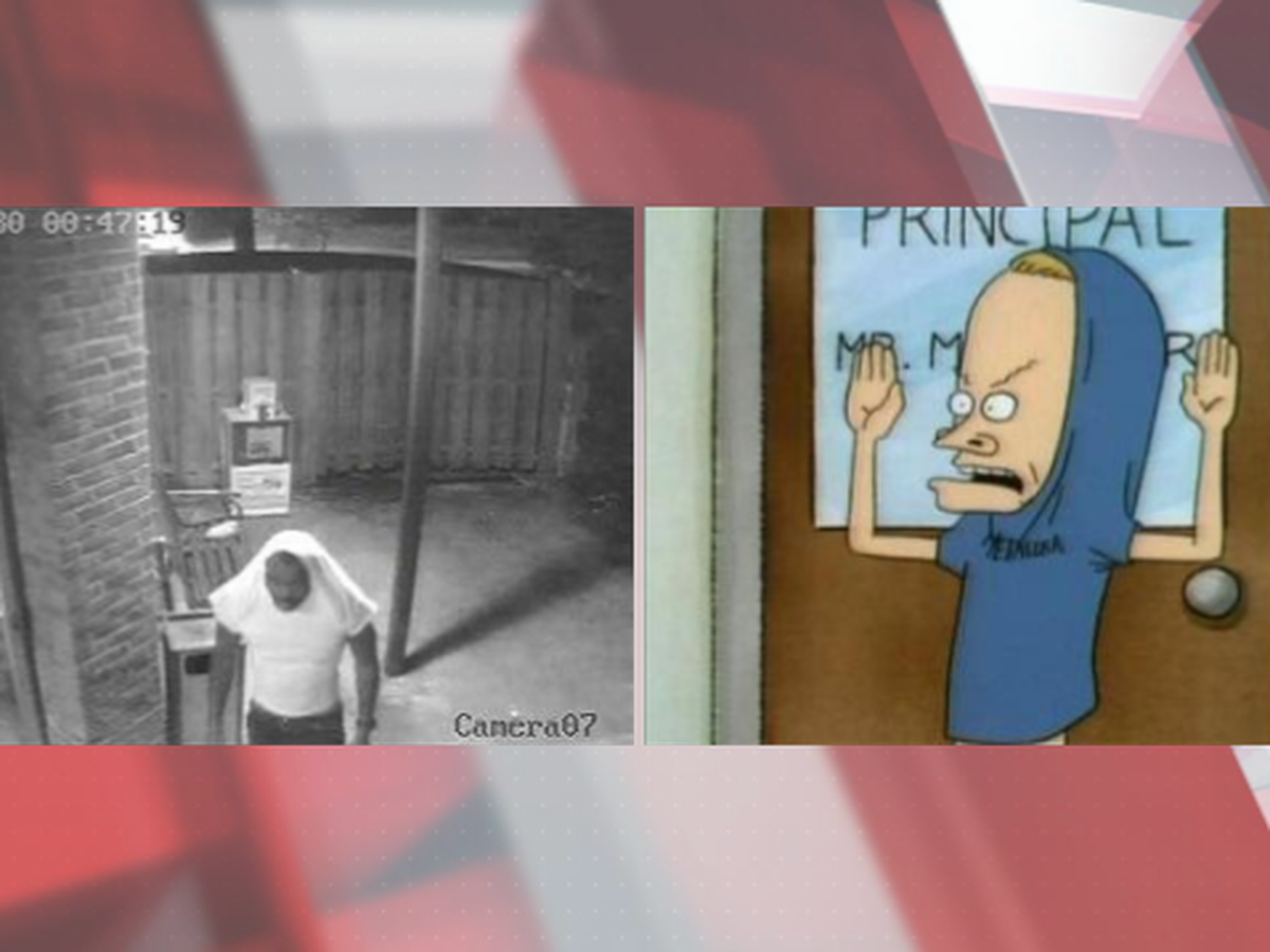 Euclid police searching for breaking and entering suspect who looks...familiar