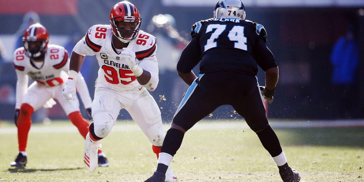 Myles Garrett, Denzel Ward tapped for 2019 Pro Bowl