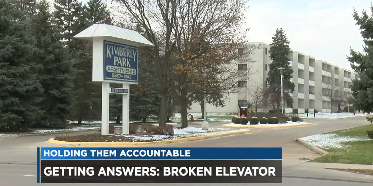 Getting Answers: Elevators broken 8 days at Parma apartments