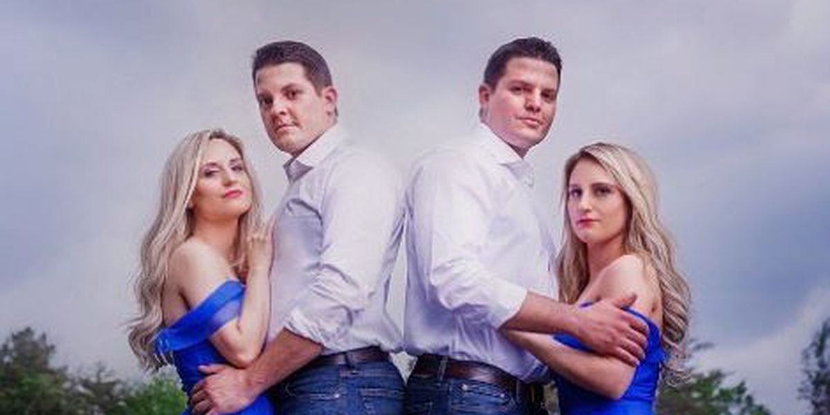 Twin sisters married to twin brothers they met at Twinsburg Twins Day  Festival announce pregnancies