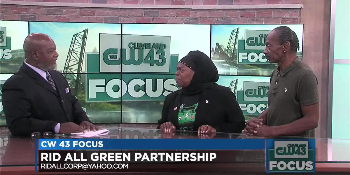 CW 43 Focus: Rid-All Green Partnership shows how green therapy helps veterans deal with PTSD