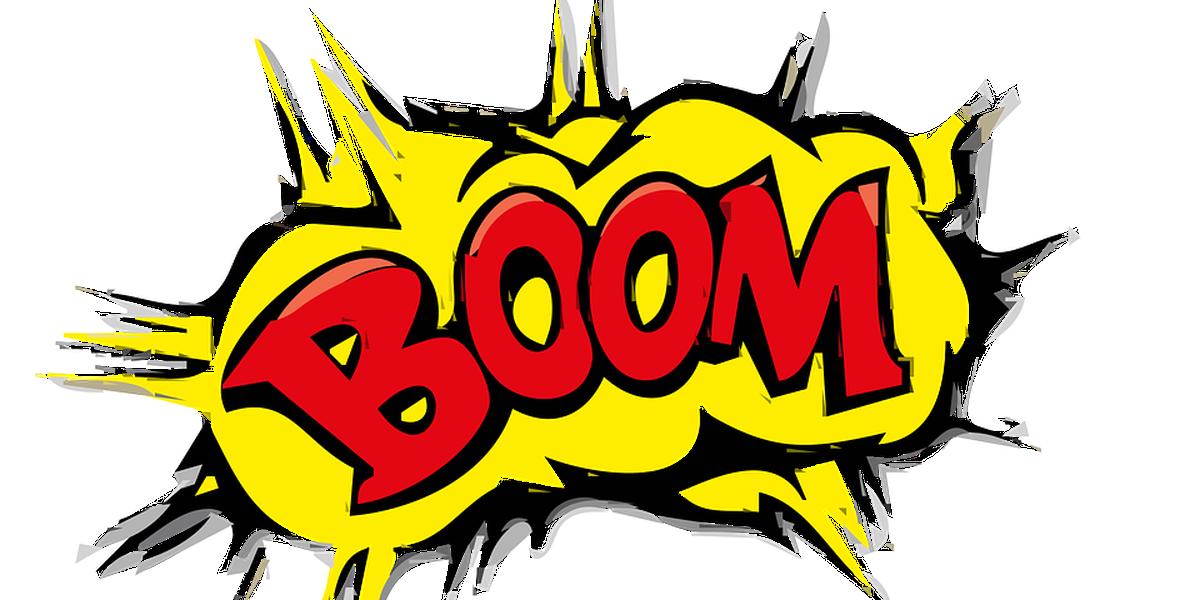 What was the loud BOOM in Elyria last night?