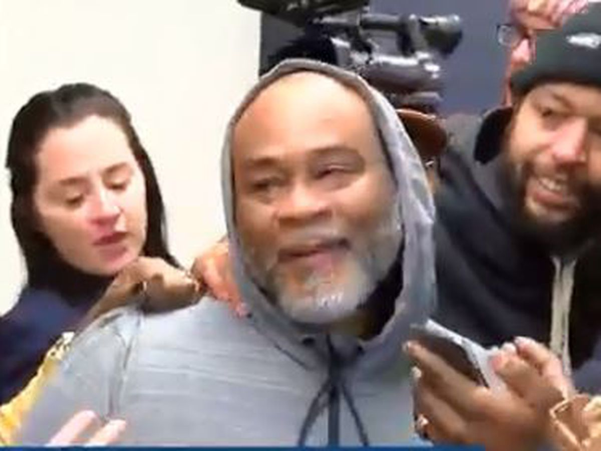Freed after 27 years for a crime he says he didn't do, Charles Jackson still fighting for ultimate freedom