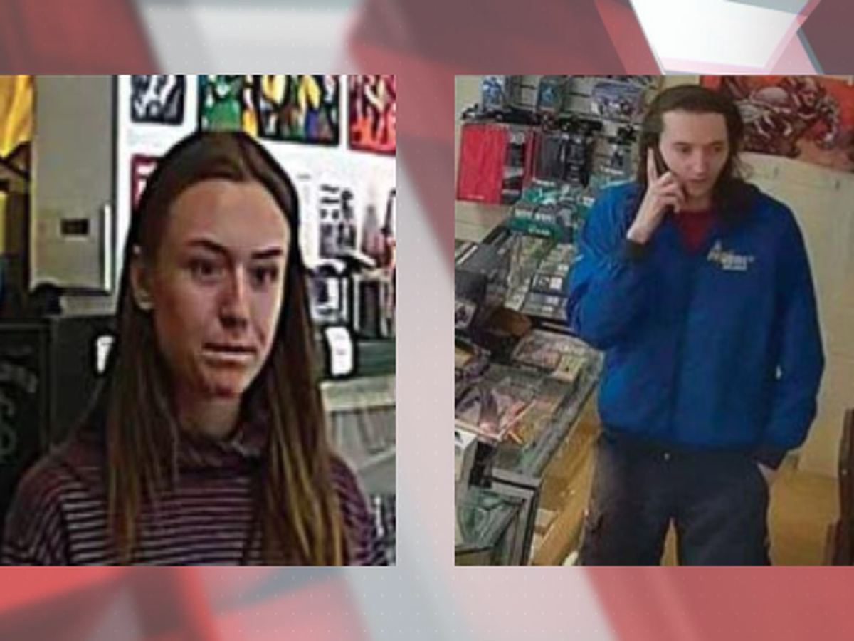 Avon police searching for 2 suspects in video game store theft