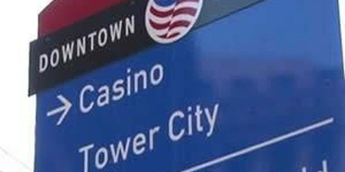 Temporary changes for Jack Cleveland Casino during RNC