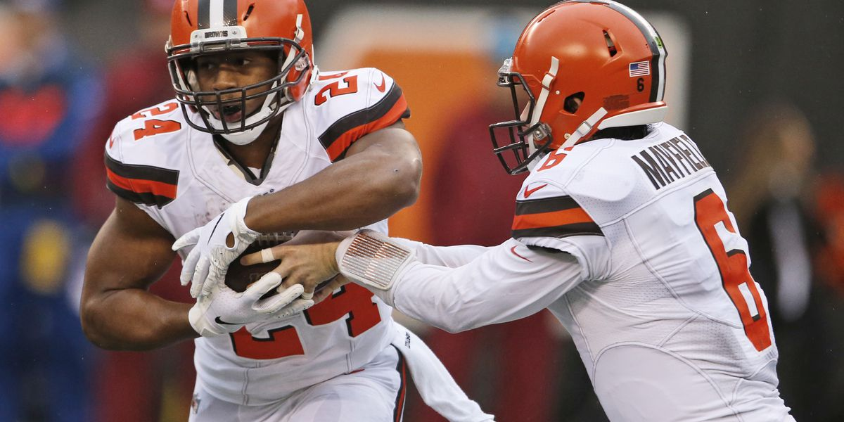 Browns first-year head coach Kevin Stefanski discusses running back Nick Chubb, Friday night's practice at FirstEnergy Stadium and quarterback Baker Mayfield