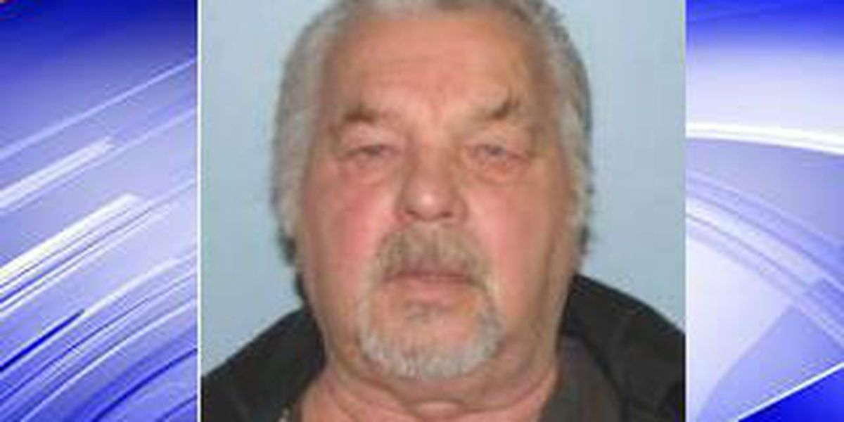 CANCELLED: Man missing from Peebles, OH
