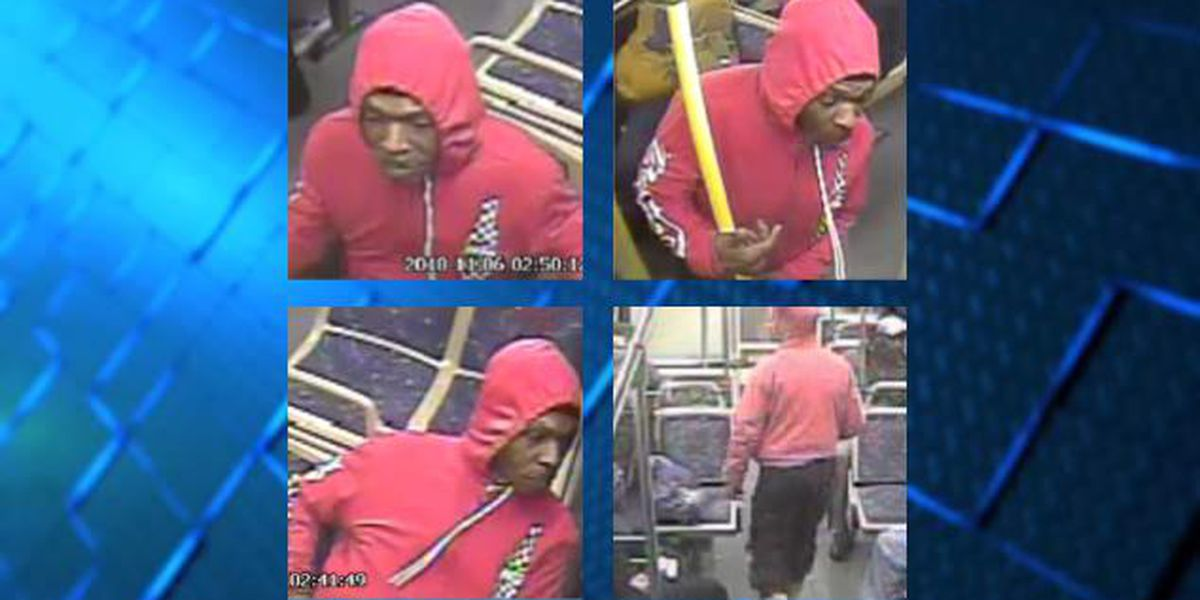 Police need help identifying RTA bus robbery suspect